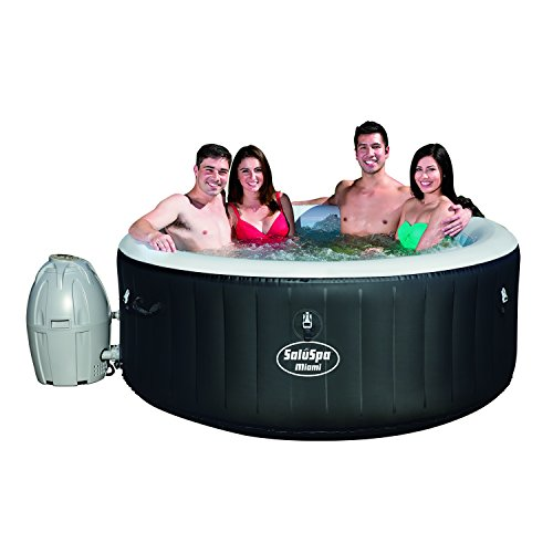 (SaluSpa Miami AirJet Inflatable Hot Tub)
