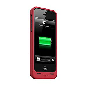 mophie juice pack Helium for iPhone 5/5s/5se (1,500mAh) - Red