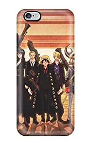 Awesome Design Strong World Anime One Piece Hard Case Cover For Iphone 6 Plus by lolosakes