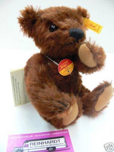 ST 7 Steiff Teddybär rotbraun 18 cm US-Special 1994 Mohair 029295