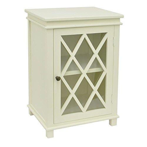 Benzara HRT-44778 Durable Wood Cabinet