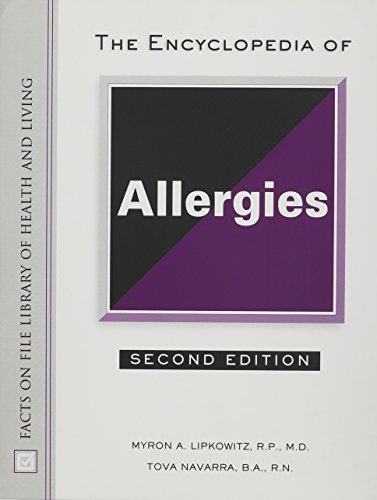 The Encyclopedia of Allergies (Facts on File Library of Health and Living) Pdf