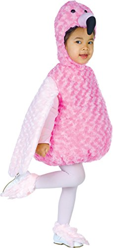 Belly Babies Flamingo Toddler Costume -