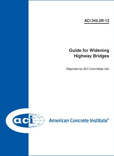 ACI 345.2R-13: Guide for Widening Highway Bridges