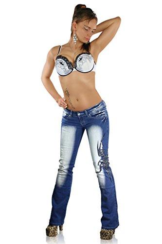 Boot Donna Age Cut Crazy Jeans Zwxp6qwEa