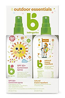 Babyganics Baby Sunscreen Spray