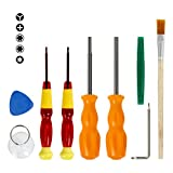 Nintendo Triwing Screwdriver, Keten Professional Full Tool Kit for Nintendo Switch and other Nintendo Products, Security Screw Driver Game Bit Set
