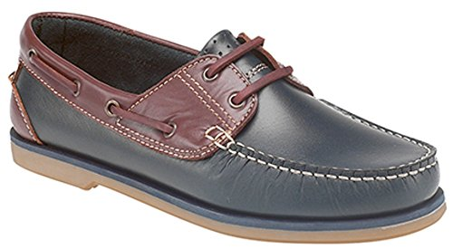 Mr Shoes - Informal hombre Azul Marino