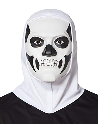 Spirit Halloween Fortnite Skull Trooper Mask with -