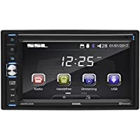 Sound Storm Laboratories DDML65B Bluetooth, Double-Din, Digital Media Player, 6.5 Digital Touchscreen Monitor