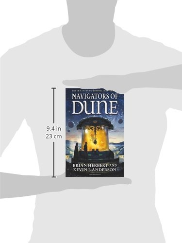 dc5202d3a04 Buy Navigators of Dune  Book Three of the Schools of Dune Trilogy Book  Online at Low Prices in India