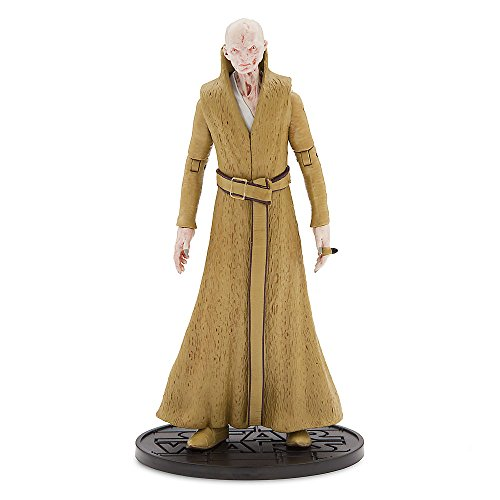 Star Wars Supreme Leader Snoke Elite Series Die Cast Action