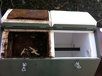 Joraform JK270 Compost vaso para cuarto de baño: Amazon.es ...