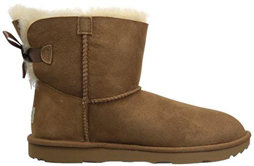 Ugg Boots Mini Bailey Bow Beige