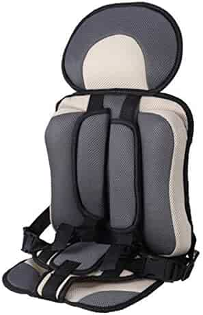 My Hope New Safety Baby Car Seat Gray Color Infant Child Baby Toddler Carrier Cushion 9 Months 5 Years