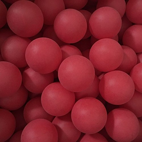Yoran Beer Ping Pong Balls 40mm Assorted Color PP Table Tennis Ball Game Playing Pet Ball Red 150Pcs