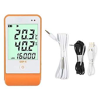 Temperature and Humidity Data Logger Recorder Monitor Temp Data