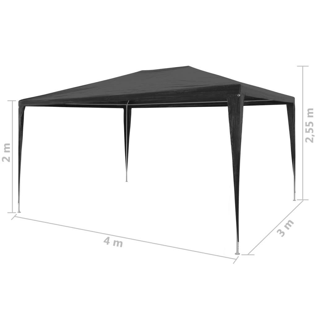 Outdoor Gazebo Garden Sun Canopy Shelter Patio Party Shade Marquee w//Steel Frame