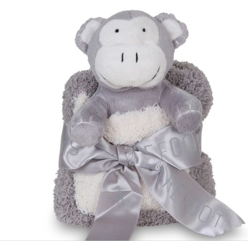 Barefoot Dreams CozyChic Pocket Buddies (Dove (Gray)) by Barefoot Dreams (Image #2)