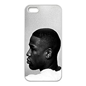 iPhone 4 4s Cell Phone Case White Floyd Mayweather Sports Face TR2474903