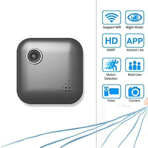 Buy Tektikon Hidden Camera Oucam Wifi Home Security Cam Hidden Nanny Camera For Baby Pet Monitor Motion Detection Night Vision App Works Iphone Android Ios Online At Low Price In India Tektikon Camera Reviews
