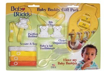 Baby Buddy Gift Pack, Blue