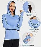 Libin Women's Long Sleeve Shirts UPF 50+ Sun