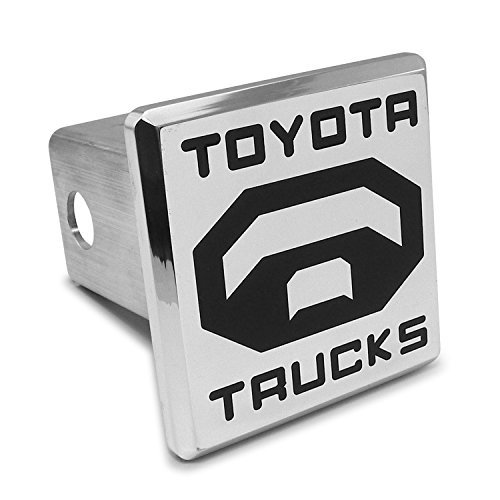 Toyota Trucks Billet Tow Hitch Cover