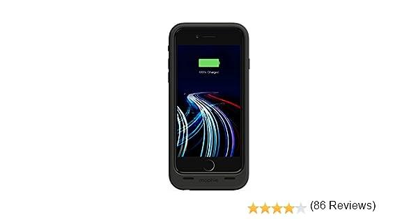 Mophie Juice Pack Ultra - Carcasa para Apple iPhone 6/6s (con batería de 3950 mAh), color negro: Amazon.es: Electrónica