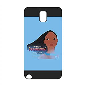 Galaxy Note 3 Funda Case Disney Pocahontas Ultra Slim Hard Plastic Fit For Samsung Galaxy Note 3 Back Funda Case Customized