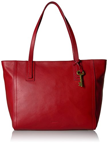 Fossil Emma Tote Red Velvet by Fossil