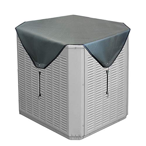 Air Conditioner Cover Heavy Duty Winter Top For Outdoor Unit