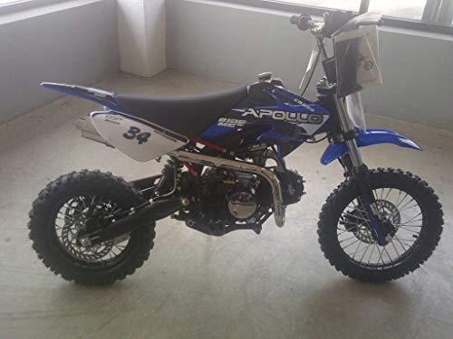 Apollo New 110cc ユース DB34 ダートバイク