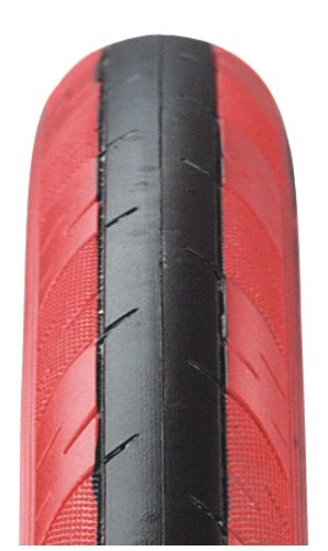 Maxxis Detonator Bike Training Tire (Folding 60a, 700x23, Red)