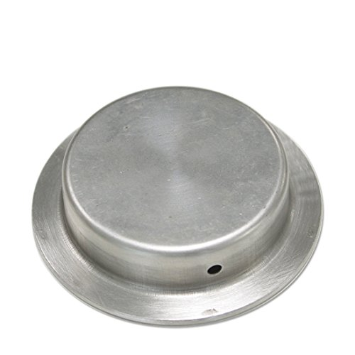 Probrico Recessed Stainless Steel Flush Pull Handle Round