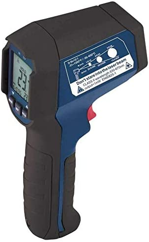 REED Instruments R2310 Infrared Thermometer, 12 1, 1202 F 650 C