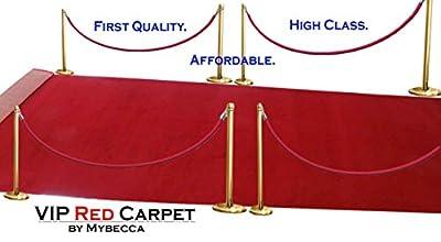 Mybecca Red Red Carpets