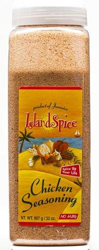 Island Spice Chicken Seasoning 32oz