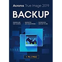 Acronis True Image 2019 - 1 Computer