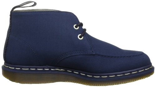 Dr Martens Grady - Botas chukka de lona hombre azul - azul marino