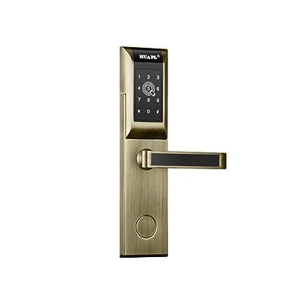 Cerraduras Biométricas De Huellas Dactilares , Contraseña / APP / Bluetooth / Tarjeta De Proximidad,