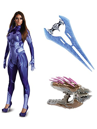Halo Cortana Women's Adult Costume Kit