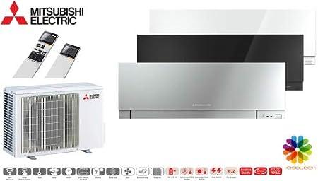 Mitsubishi Premium MSZ-EF42VE/MUZ-EF42VE - Equipo de pared (4,2 kW): Amazon.es: Bricolaje y herramientas