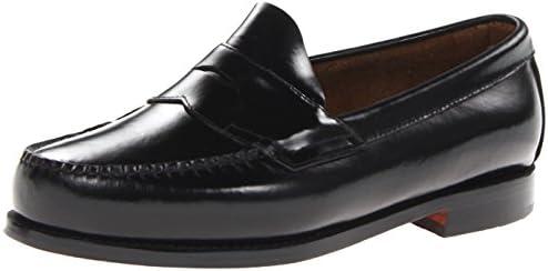 G.H. Bass & Co. Herren Loafer, flach, Logan