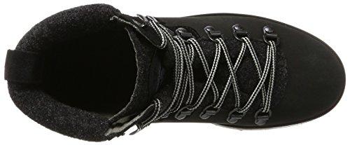 N00 Botas Black Negro para NAPAPIJRI Gaby Footwear Mujer wOqxRw0Un