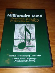 The Millionaire mind: Empowerment Song Series for Expanding Your ()