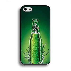 Carlsberg Hard Plastic Black Cover, Carlsberg iPhone 6 Plus/iPhone 6S Plus(5.5inch), Carlsberg Phone Funda