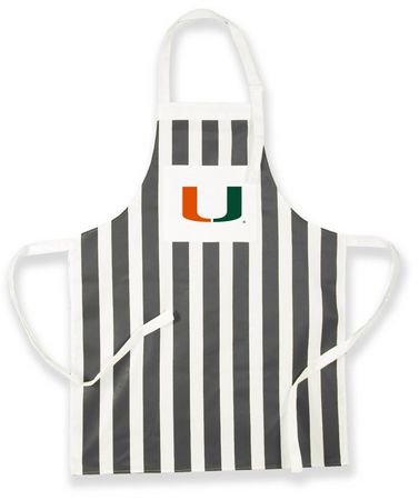Miami Hurricanes - NCAA Barbecue Apron