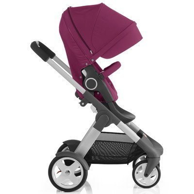 Stokke Crusi Stroller - Purple by Stokke