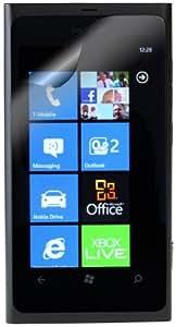 Nokia - Protector de pantalla para Nokia Lumia 800 (2 unidades)